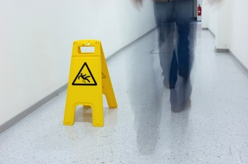Stop Slip and Fall Accidents in Shops